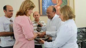Presidente Nacional da RCC em Fortaleza